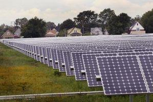 Cómo ajustar la inclinación de un Panel Solar mensual