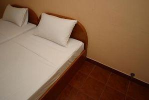 Cómo hacer una hoja de cama del más pequeño