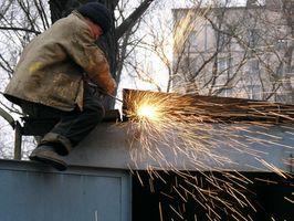 ¿Qué tipo de acero puede ser utilizado para los edificios?
