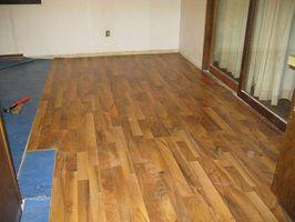 Consejos de colocación de piso laminado