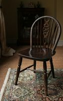 Información sobre Original Windsor Bowback sillas con asientos de Rush