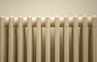 Tipos de fugas de radiador