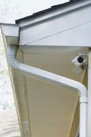 Cómo cortar el alero del tejado