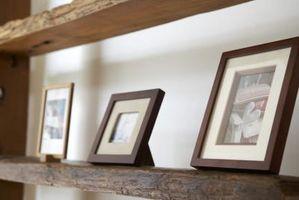 Visualización de fotos en los estantes