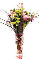 Fácil tipo de arreglos florales