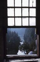 Acondicionadores de aire para ventanas correderas