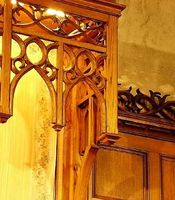 Historia de muebles góticos