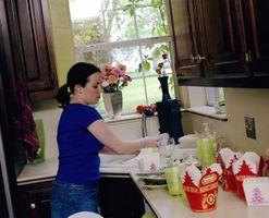 Cómo limpiar y desodorizar trituradores de basura