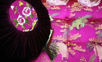 Cómo decorar un dormitorio de estilo Oriental
