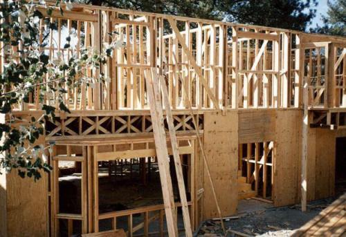 Componentes de la construcción de una casa