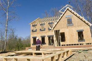 ¿Qué pasos a tomar cuando se considera la construcción de un nuevo hogar?