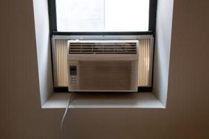 La mejor manera de aislar una ventana de aire acondicionado para el invierno
