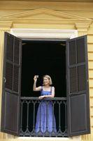 Cómo decorar un balcón pequeño