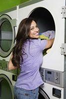 Cómo quitar el Panel frontal de la secadora Speed Queen