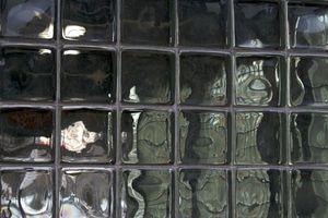 Problemas con ventanas de sótano de bloque de vidrio