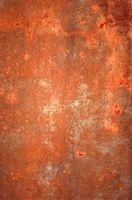 Como textura sobre base de aceite pintura en yeso