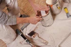 Cómo pintar el Exterior y el número de capas para uso