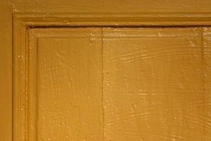 Cómo pintar gabinetes de cocina MDF