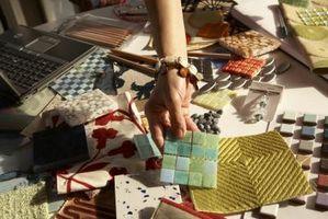 Cómo emparejar alfombras con cortinas