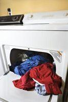 ¿Por qué es mi secadora no caer suavemente?