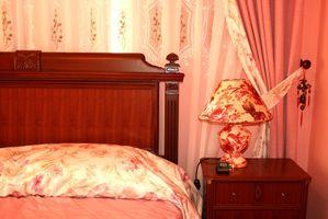 Cómo decorar un dormitorio de estilo victoriano