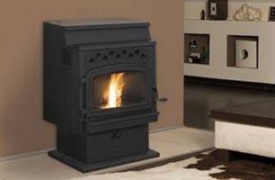 Cómo comparar estufas de pellets de madera