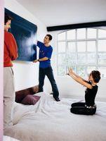 Cómo decorar sin dañar las paredes de yeso