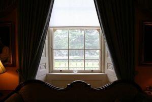 Los mejores tratamientos de ventana para obscurecer un cuarto