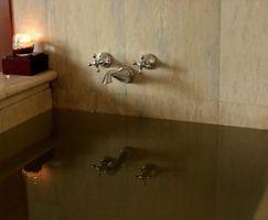 Cómo diseñar el hogar del máximo Apartamento baño y ducha Spa