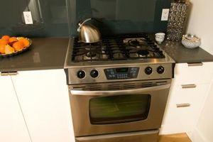 Cómo solucionar problemas de un horno de Cook incluso Frigidaire Gallery