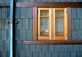 Tipos de revestimiento de casa Vertical