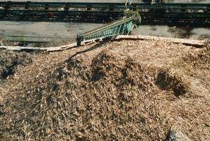 Compost y estiércol para el desbroce de otoño