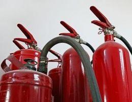 Extintores caseros