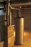 Una herramienta de eliminación de escoria de las paredes del horno