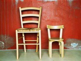 Ideas con una silla de madera en el cuarto de baño decoración