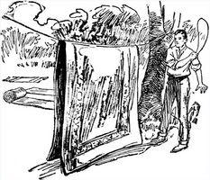 Cómo decorar un sacudidor de alfombras