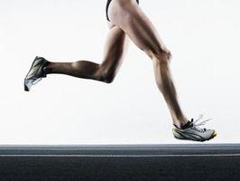 Cómo construir el músculo de la pierna en casa
