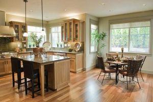 ¿Cuál es el tipo más sanitario del suelo de la cocina?