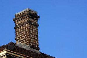 Reglas para construir en una chimenea