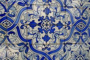 Cómo igualar Color de lechada para azulejos