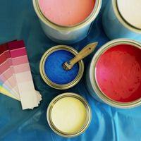 Cómo pintar la decoración de la pared