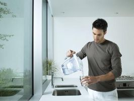 El efecto del PH sobre el hierro en un filtro de agua