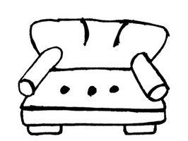 Cinco funciones de un sofá cama
