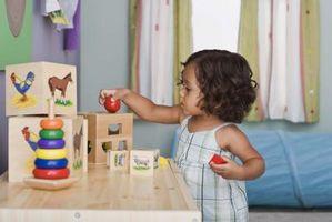 Cómo corregir sala de niño
