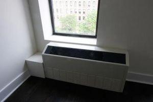 ¿Cómo aumentar la eficiencia de calor del radiador de zócalo