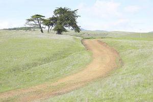 Clasificación de un camino de tierra