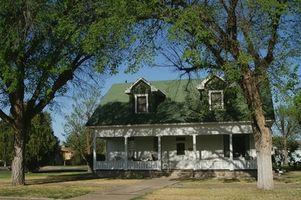 Ideas de color para una casa de estilo rancho