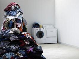 Cómo arreglar una lavadora que se escapa