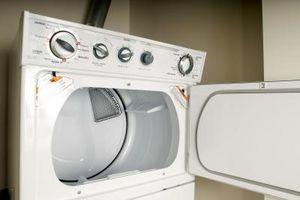 Cómo solucionar problemas de una secadora GE