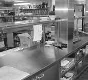 Cómo configurar una cocina comercial